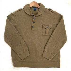 Polo Ralph Lauren Utility Army Green Pullover